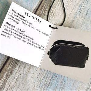 Sephora The Voyager Cosmetic Bag